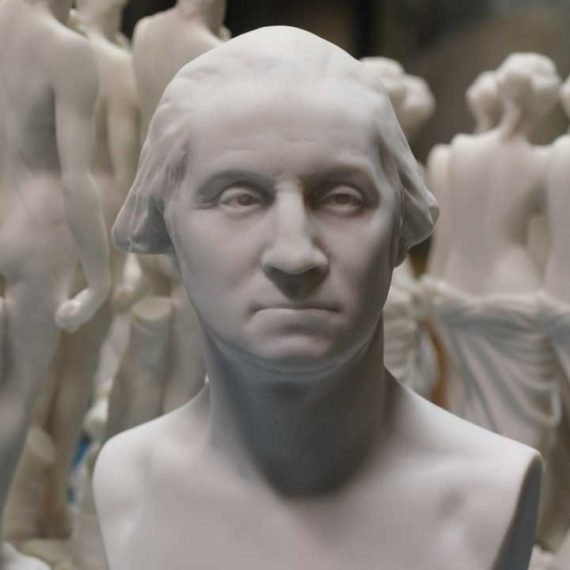Busts of George Washington