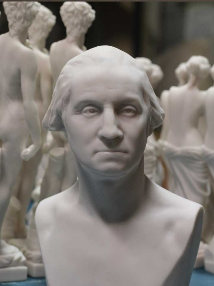 Busts of George Washington